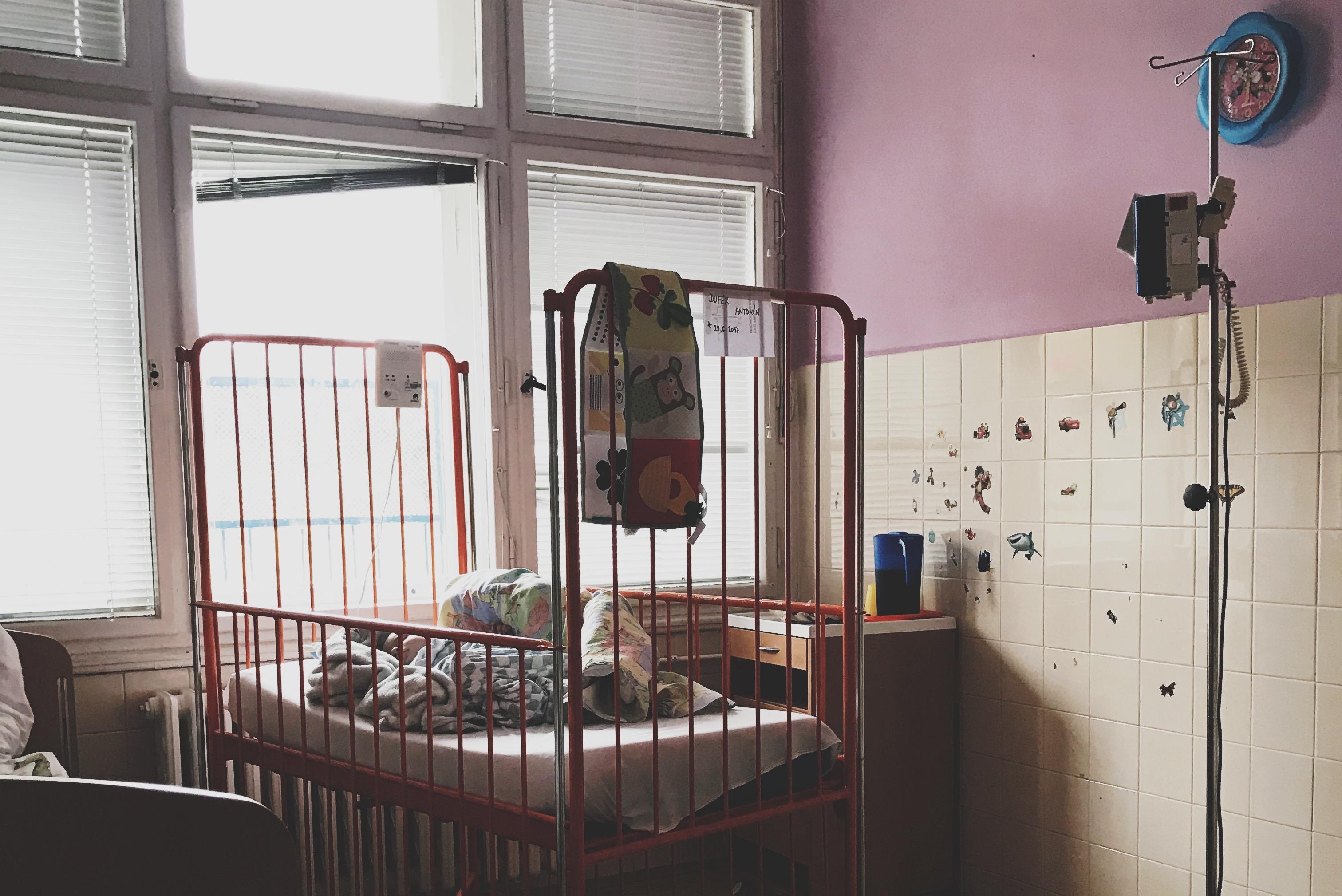 Výlet do minulosti v současné Thomayerově nemocnici