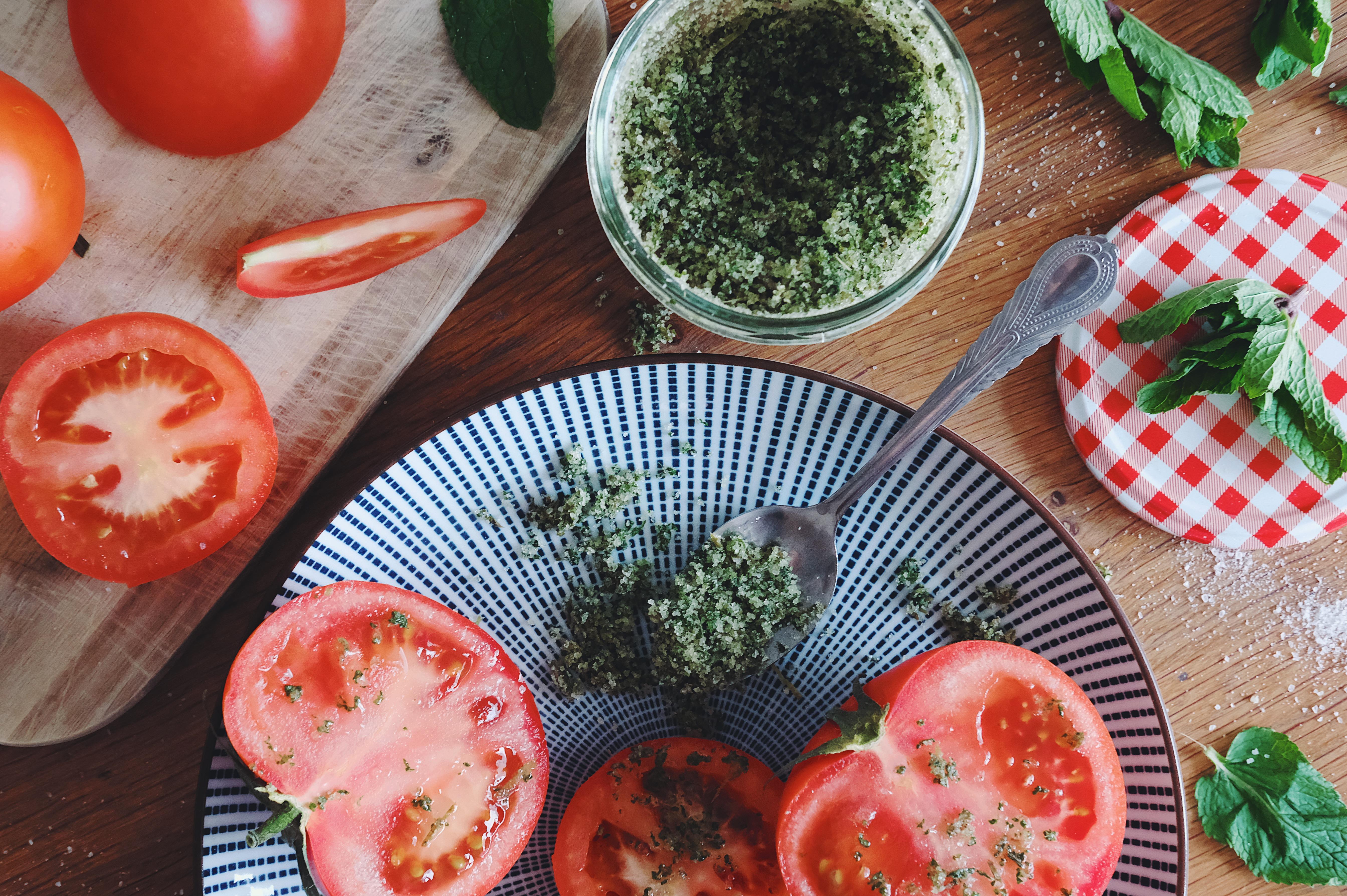 DIY: Domácí bylinkové soli